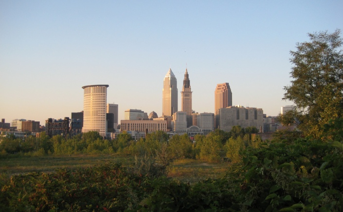 Photo of Cleveland by Theodore Ferringer